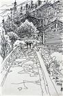 贵州侗族写生10